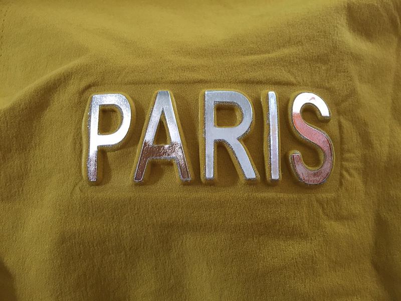 Dap noi tren vai Paris